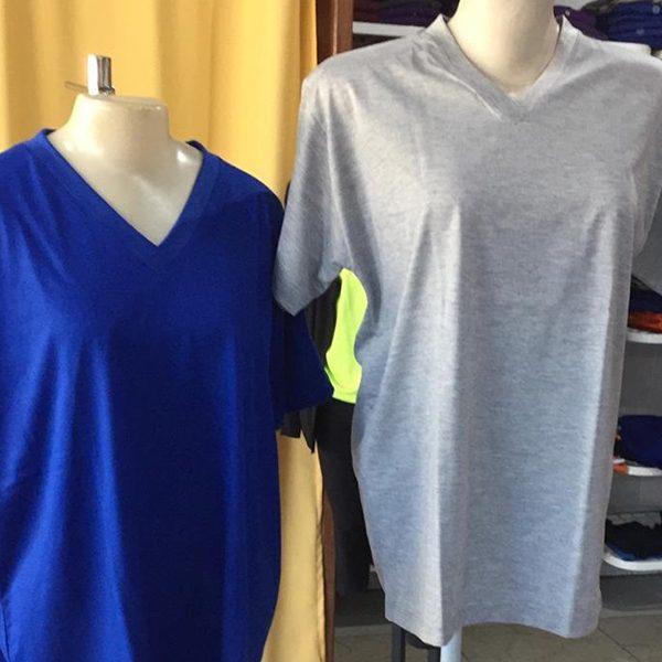 Camisetas Gola V