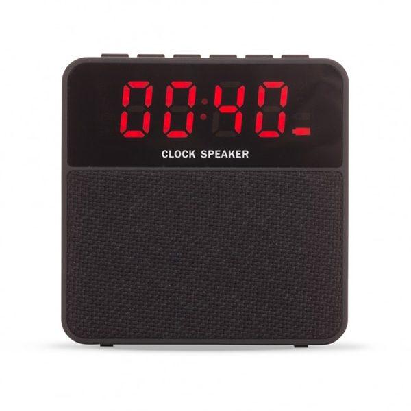 Caixa de Som Bluetooth com Relógio Digital TB02071